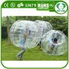 Top selling PVC/TPU clear glass bubble ball,decorative bubble glass balls,crystal glass bubble ball