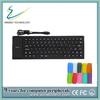 colored 85 slim silicon keyboard flexible keyboard high quality
