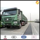 6x4 tipper truck with end dump trailer dump truck tip lorry