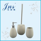 Modern design ceramic accessories bathroom set wholesale