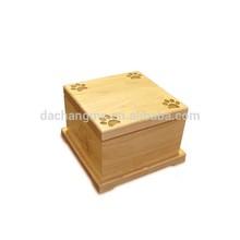 wooden funeral keepsake urns ashes on sale