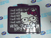 lunch tin box with hello kitty