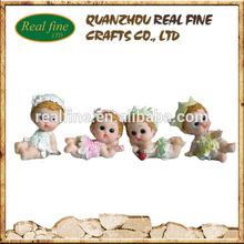 Factory made lovely miniture fairys figurine