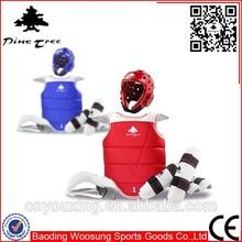martial arts training equipment/best quality taekwondo equipment/body protector