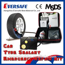 Car tire sealant repair kit