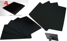 120gsm smooth black paper/black paper card for making black paper box
