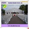 transparente elegante partido tenda tenda de casamento