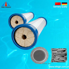 0.01um ultrafiltration membrane pore size with good anti-flouing bigger flux longer life time more stalbe operation