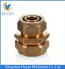 S1418*1620 pex-al-pex pipe fittings, ferrule brass reducing adapter