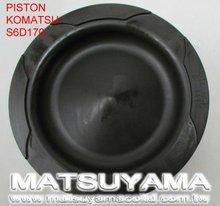6162-35-2120 Piston for Komatsu S6D170/SA6D170 Diesel Engine Cast Iron Piston 6162-35-2120