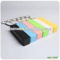 Sinotek entrega rápida barato universal 2600 mah manual para banco de la energía
