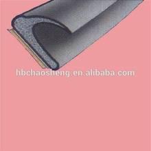 V type rubber seal for door Waterproof anti-collision