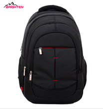 "High quality 14.5"" black convertible men's laptop backpack"