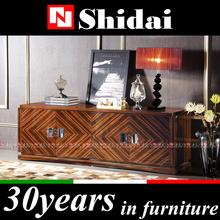 Modern l shaped tv cabinet / wooden tv cabinet designs / lcd tv cabinet model E-172