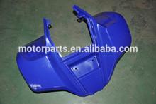 Durable Plastic front fender cover for 4 wheel Kazuma meerkat ATV Spare parts
