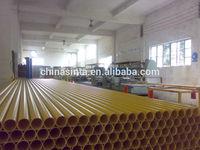 FRP round hollow tube