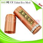 wholesale full mechanical tahiti evo ecig mod with factory price