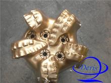 API matrix and steel body diamond drilling pdc bit water well pdc bit