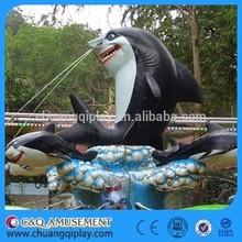 2013 new design C&Q used amusement park rides, used amusement rides