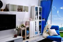 Modern design bookcase