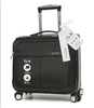 Fashionable hard shell with 1680D luggage bags 16inch PP plastic trolley case,luggage laptop bag,luggage case