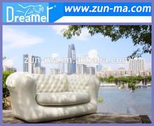 fashionable pvc material nicoletti sofa