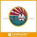 La costumbre en la frontera merrow bordado kungfu/taekwondo emblema bordado apliques para coser en la ropa& accesorio de la ropa