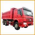 China , ampliamente utilizado camión 371hp de servicio pesado HOWO camión volquete para la venta
