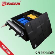 Sunsun cbf- série filtre à eau avec uv clarificateur pour l'eau de piscine