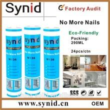 Liquid nails adhesive /No more nails glue for construction