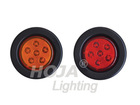 2-1/2 inch LED Round Marker and Clearance truck led tail lamp