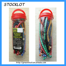 12 PCS High Quality Assorted Bungee Cords