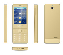 Low Price Bar Cell Phone with Dual SIM for Nokia