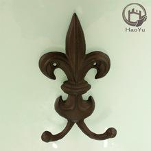 decorative cast iron anchor hook for home decor
