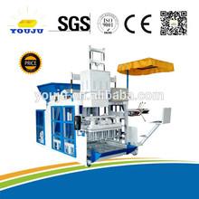 QMY12-15 Arabia countries famous mobile block making machine