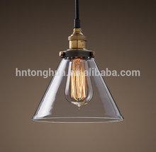 Vintage Style Industrial lamp guard cage , Iron Edison Bulb Suspended Pendant Light,hanging edison bulb light fixture