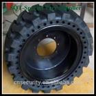 Hot Sale Backhoe Loader Solid Tyre