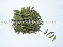 Longjing green tea (Dragon Well)
