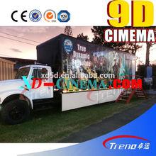 5D mobile cinema 7D mobile cinema 9D mobile cinema