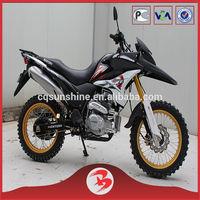 China Alibaba Express Durable 250CC Poker Face Dirt Bike Motorcycle