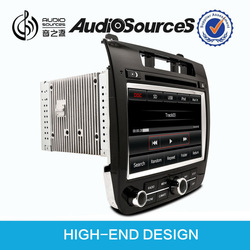 """high quality car dvd player for 8"""" 2011- 2013 Volkswagen Touareg"""