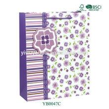 OEM Manufacturing Gift Paper Bag 2014 Name Brand Bags Wholesale