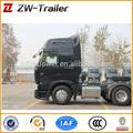 caminhão usado caminhão de reboque do trator 420hp hw79 da cabine para venda