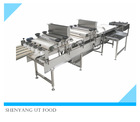 2014 new style high qulity automatic tray machine for bread, moon cake, humburger