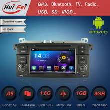 HuiFei E46 Android 4.2.2 with Capacitive Touch Screen OBD2 RK3066 A9 Dual Core