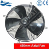 450mm ac motor external axial exhaust fan(ventilating fan)