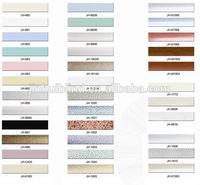25 *0.18mm aluminum venetian slats for aluminum venetian blinds
