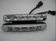 10W high lumen strobe flexible led drl/daytime running light