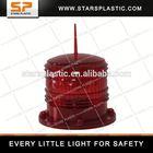 SP flashing/steady slot tower light