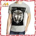 2014 hgih qualità su misura t shirt logo/slogan t shirt wholesale produttore